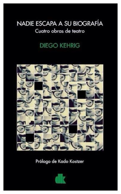 Nadie escapa a su biografía Portada libro